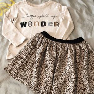 Gymboree Toddler Outfit